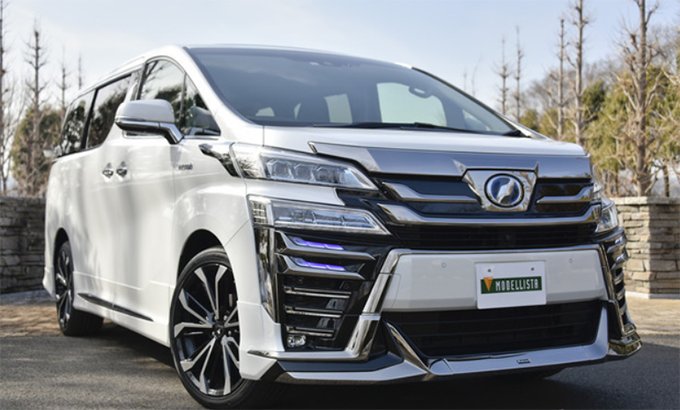 28 A Toyota Vellfire 2020 Review And Release Date