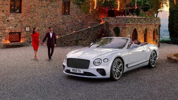 28 All New 2019 Bentley Azure Performance