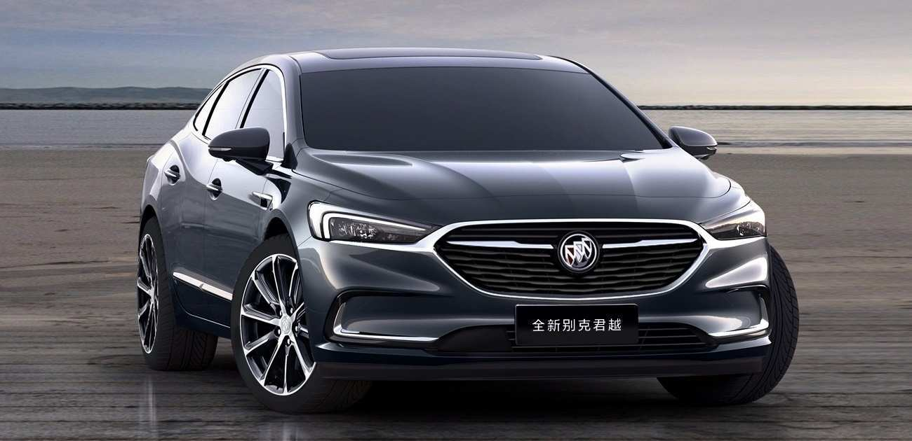 28 All New 2020 Buick Lacrosse Premium New Review