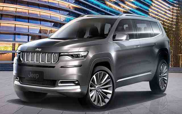 28 All New 2020 Jeep Commander New Concept