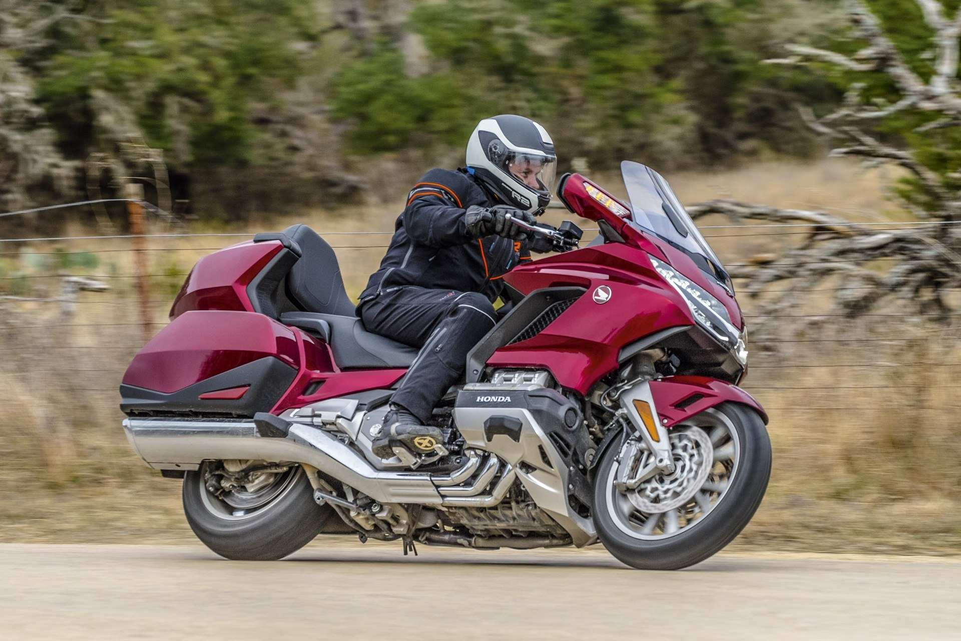 28 All New Honda Goldwing 2020 Photos