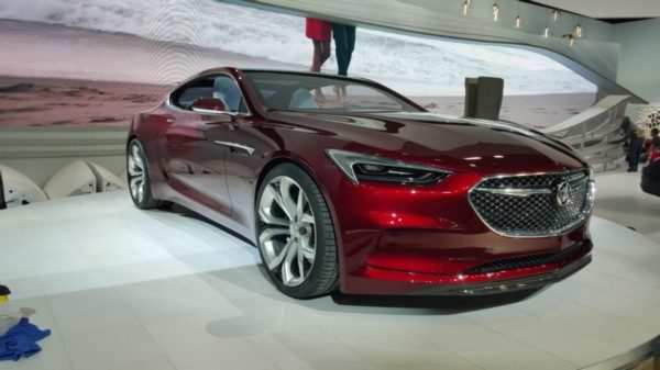 28 Best 2019 Buick Avista Redesign And Review