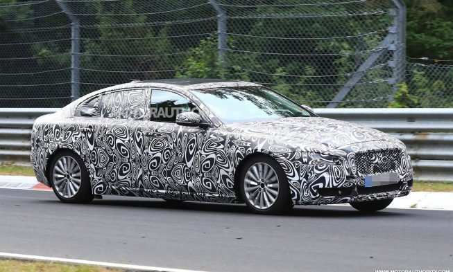 28 Best Jaguar Xj 2020 Spy Spesification
