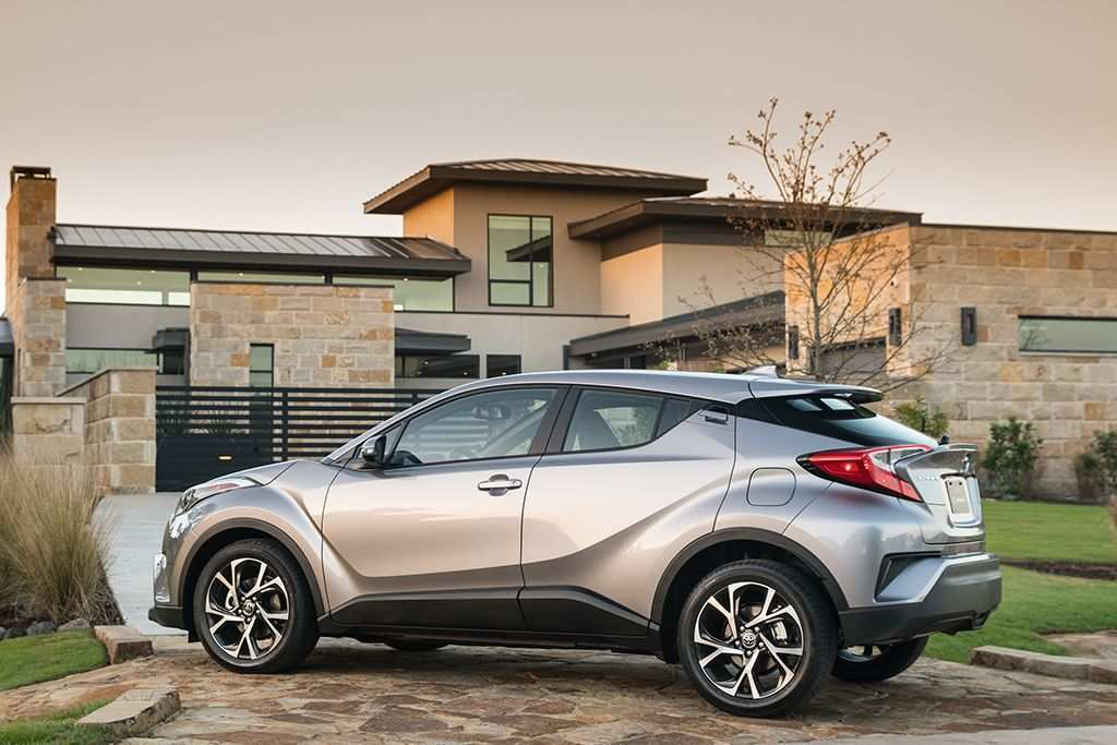 28 New 2019 Toyota C Hr Price Design And Review