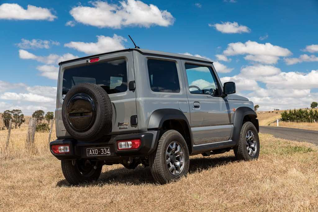 28 The Best 2019 Suzuki Jimny Picture