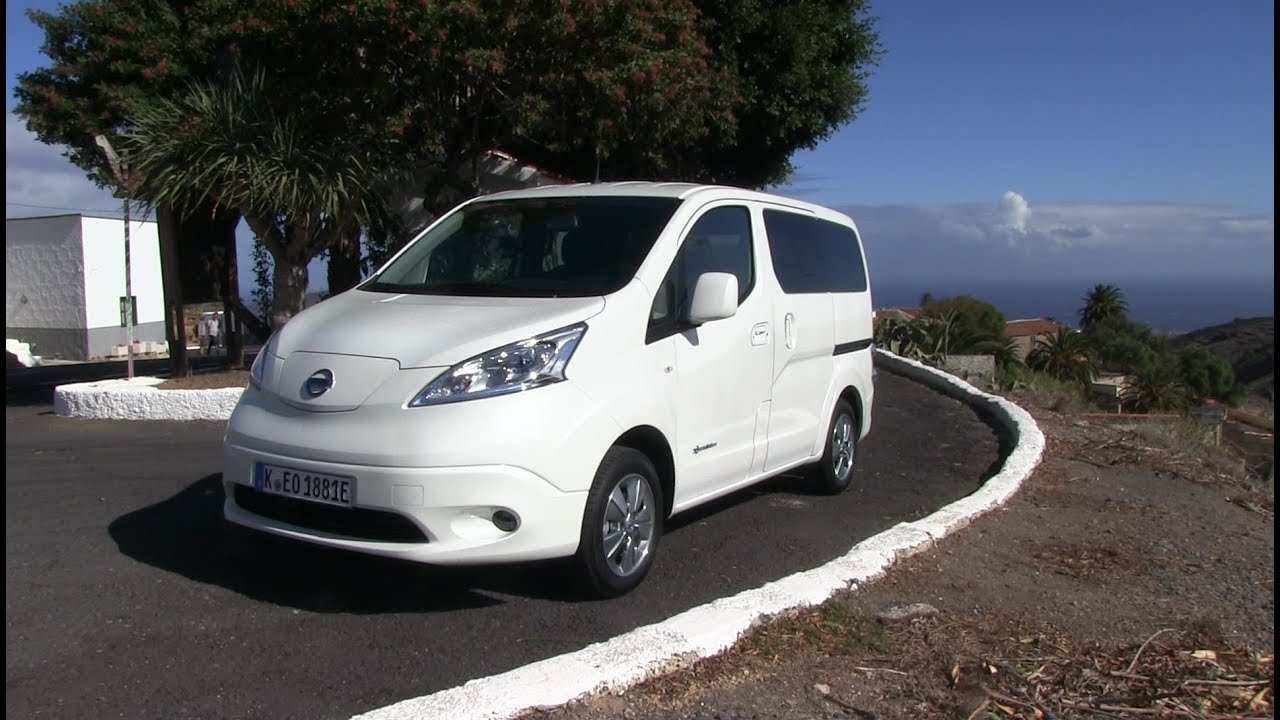 28 The Nissan E Nv200 Evalia 2020 Price And Release Date