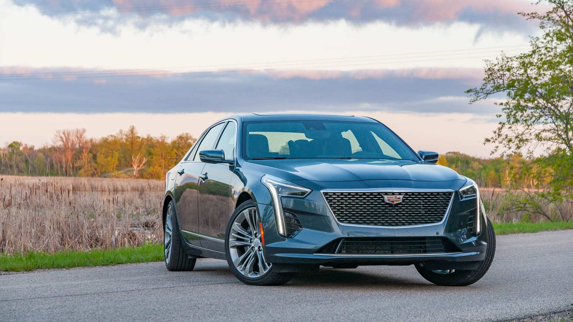 29 A 2019 Cadillac News Redesign And Concept