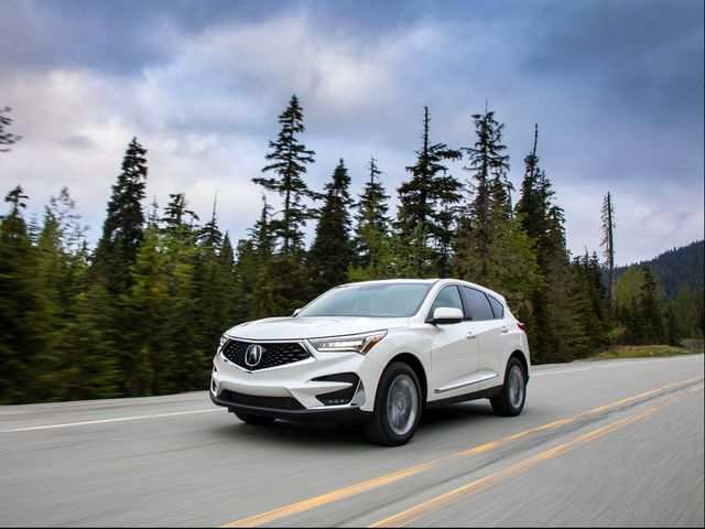 29 A 2020 Acura Rdx Advance Package Images