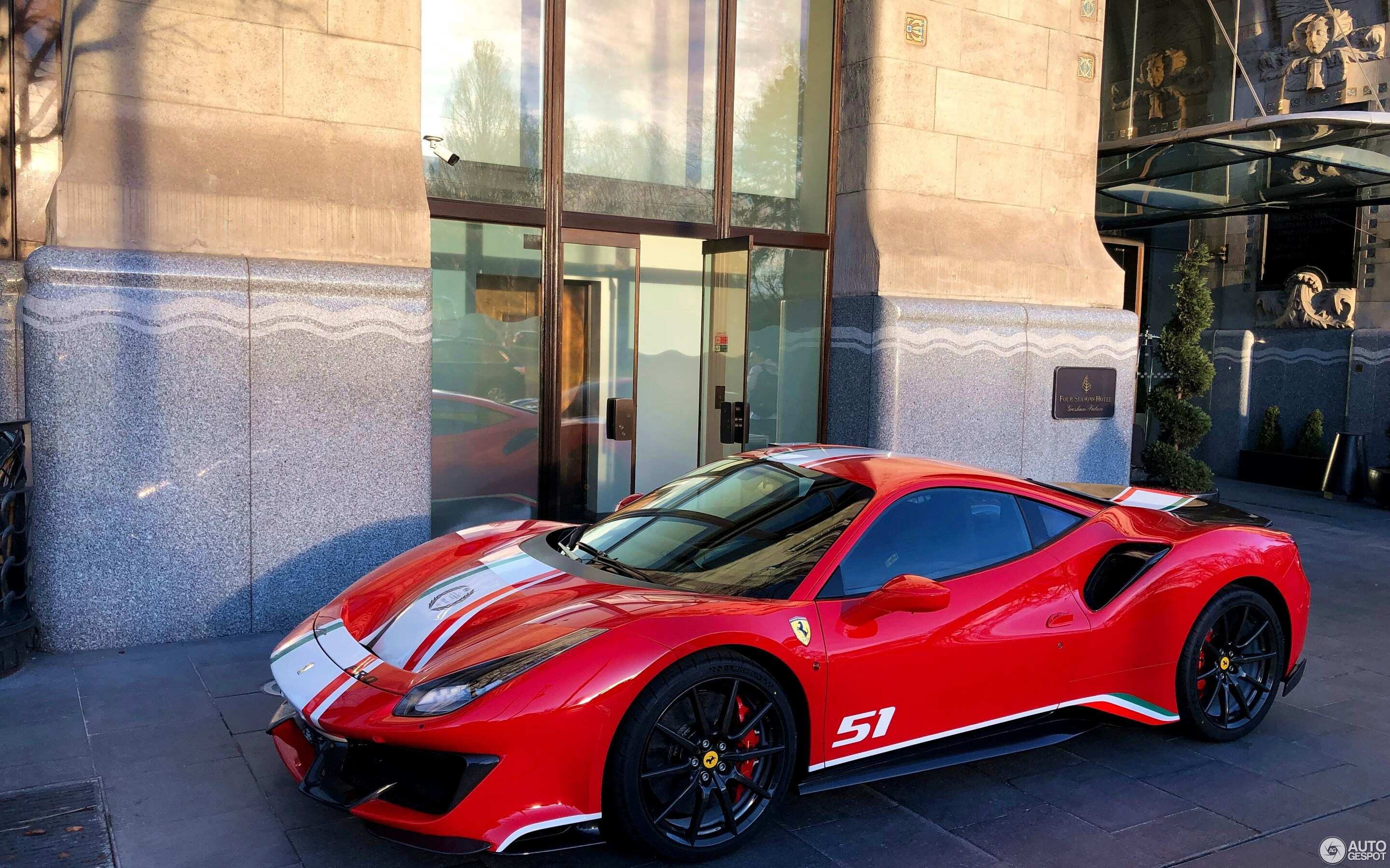 29 All New 2019 Ferrari 488 Pista 2 Exterior And Interior