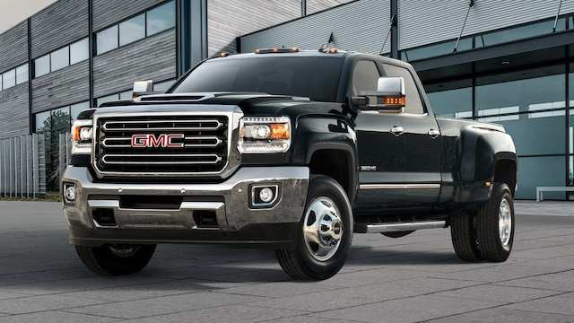 29 All New 2019 Gmc 3500 Sierra Style