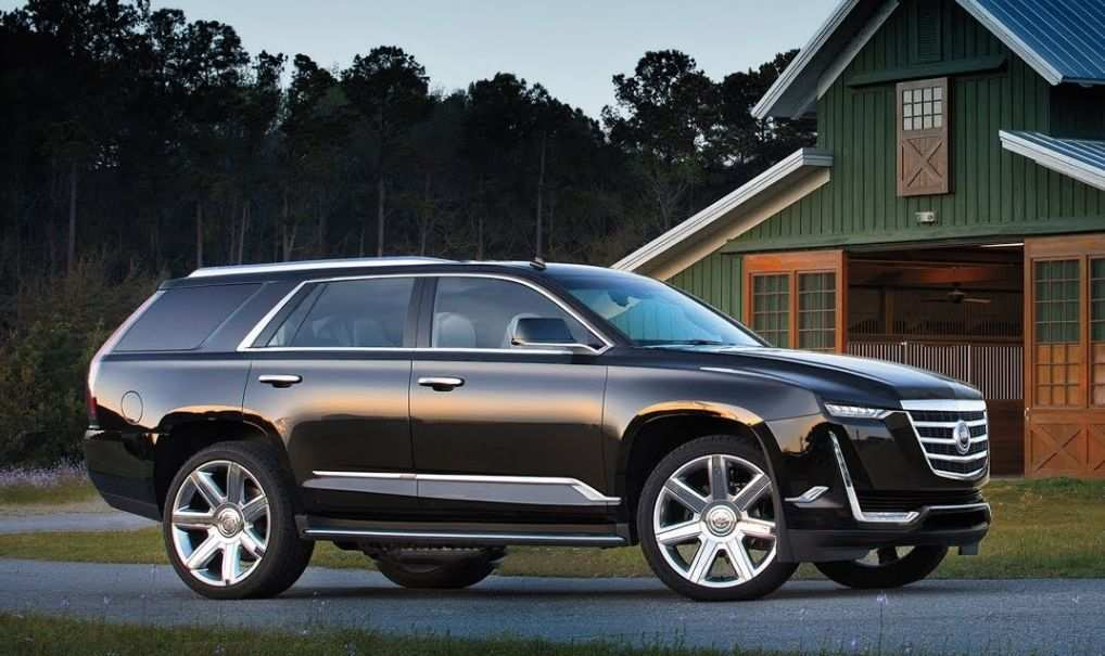 29 All New 2020 Cadillac Escalade Ext Style