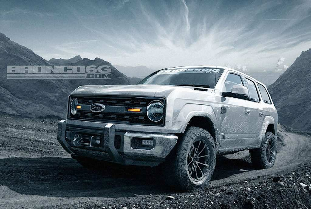 29 All New 2020 Ford Bronco 6G Ratings