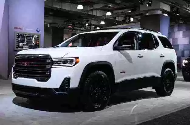 29 All New 2020 Gmc Acadia Denali New Concept