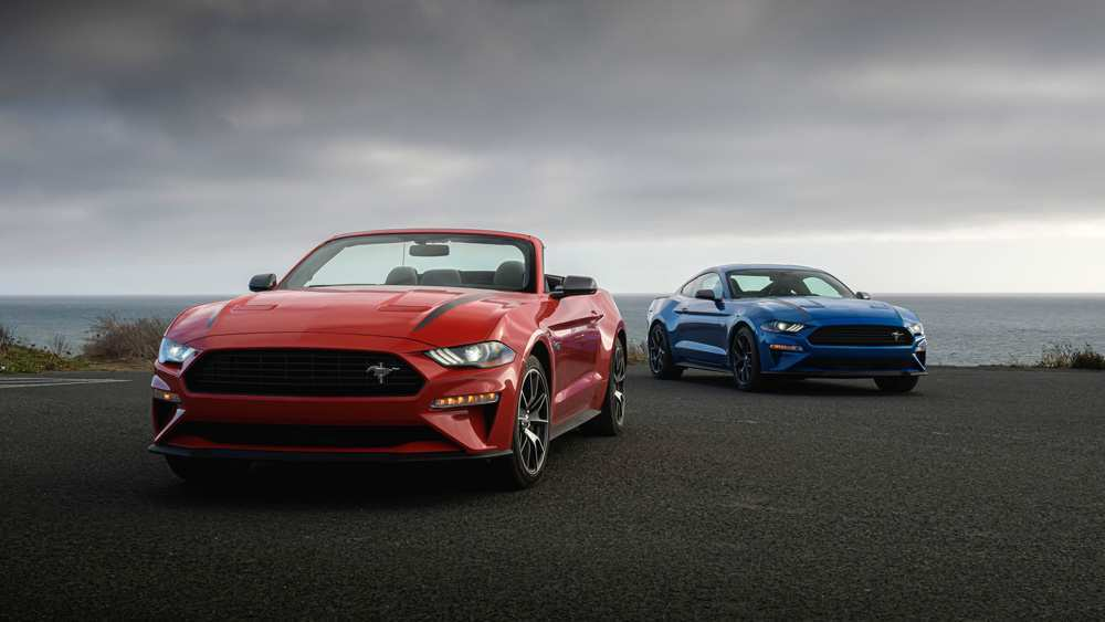 29 All New Ford Performance Vehicles By 2020 Interior