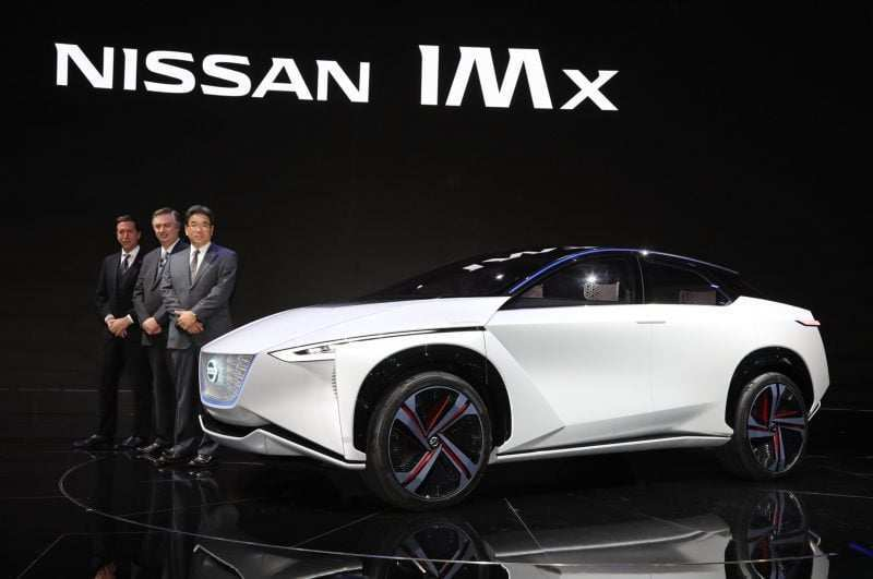 29 All New Nissan Imx 2020 Release