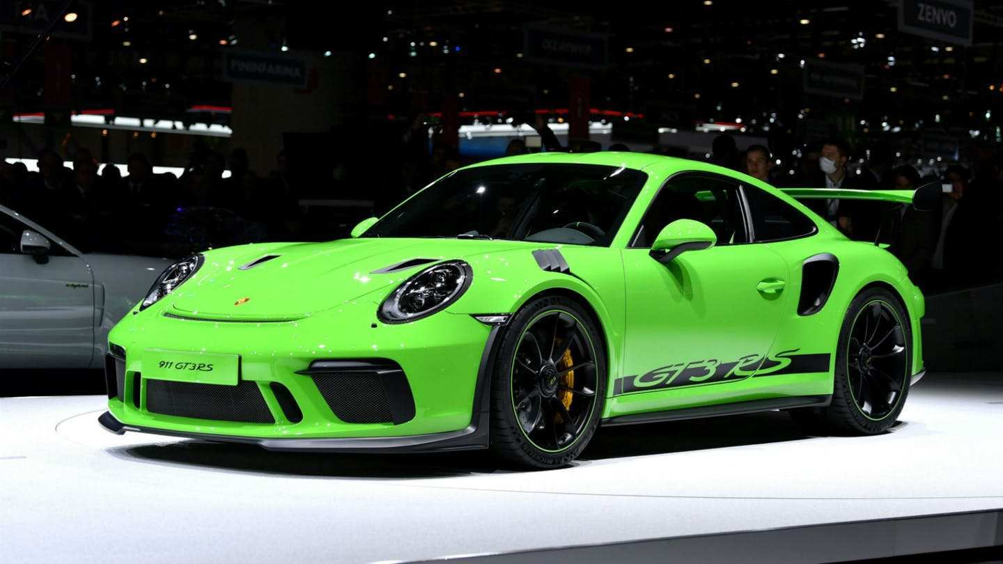 29 New 2019 Porsche Gt3 Rs Pricing