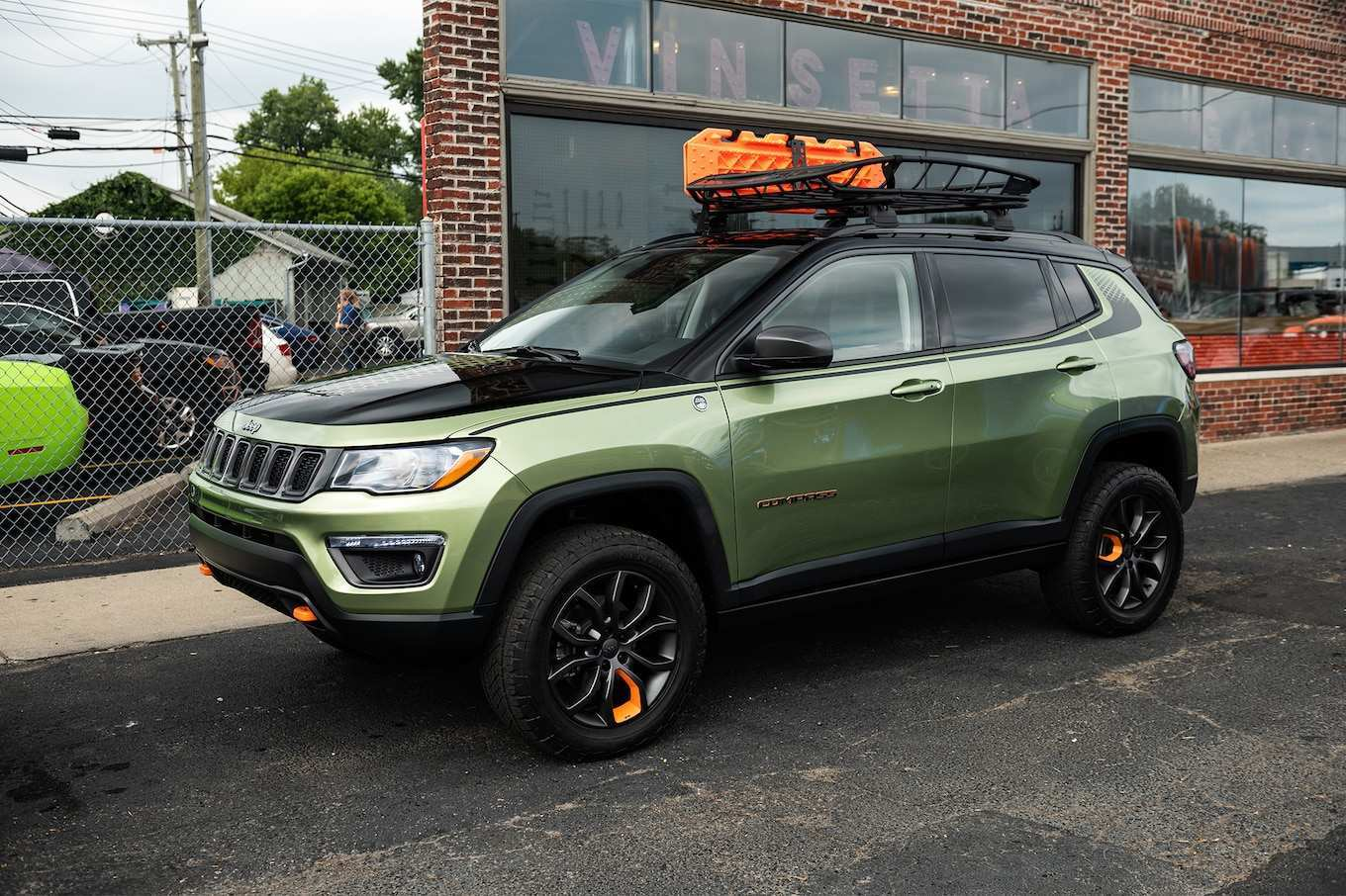29 New Jeep Compass 2020 Spesification