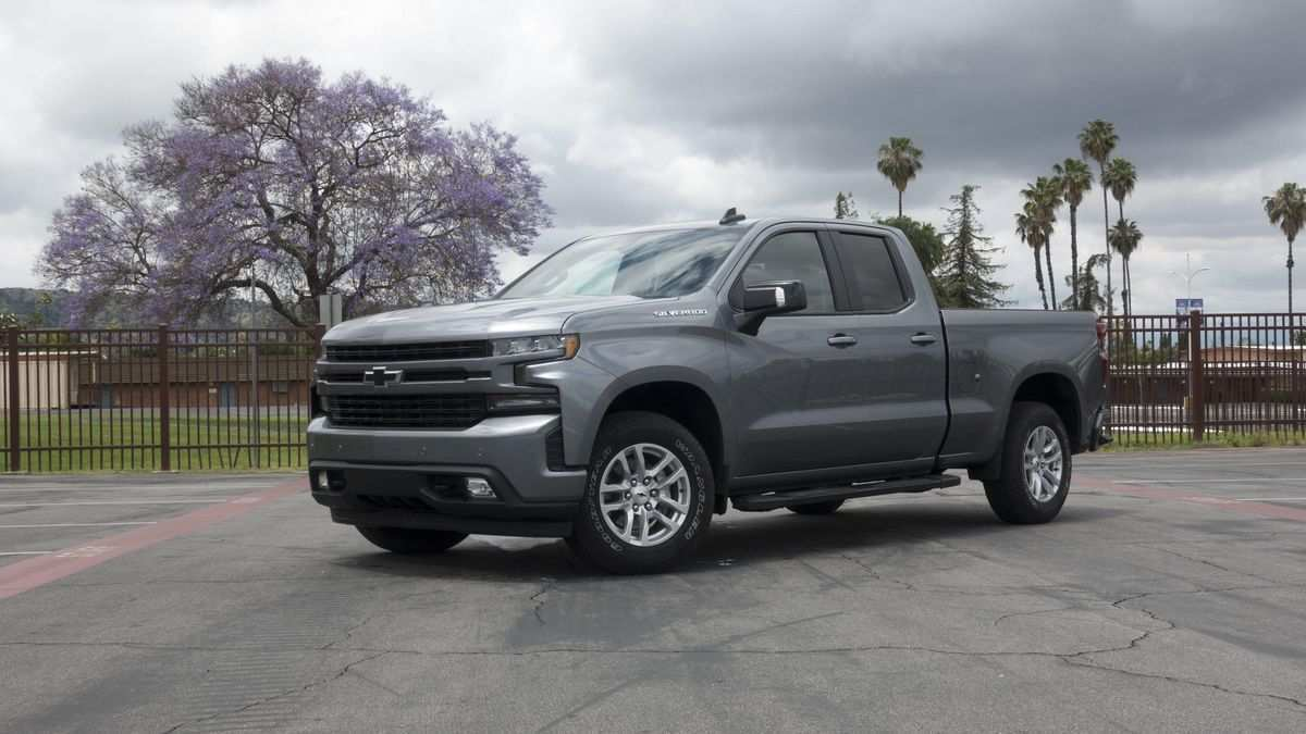 29 The 2019 Chevrolet Silverado 1500 Review Review