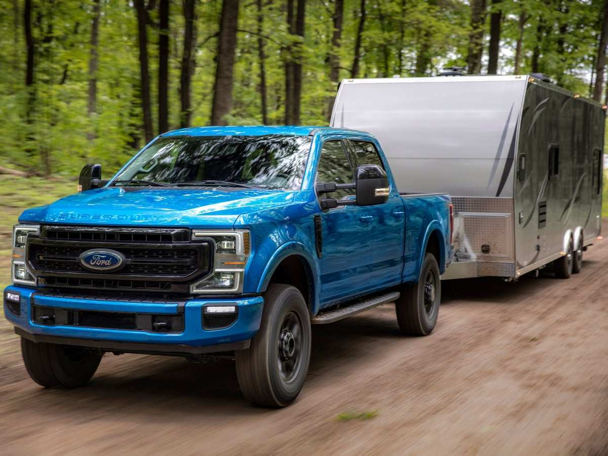 29 The 2020 Ford F350 Super Duty Release