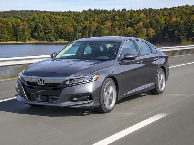 29 The 2020 Honda Accord Sedan Release Date
