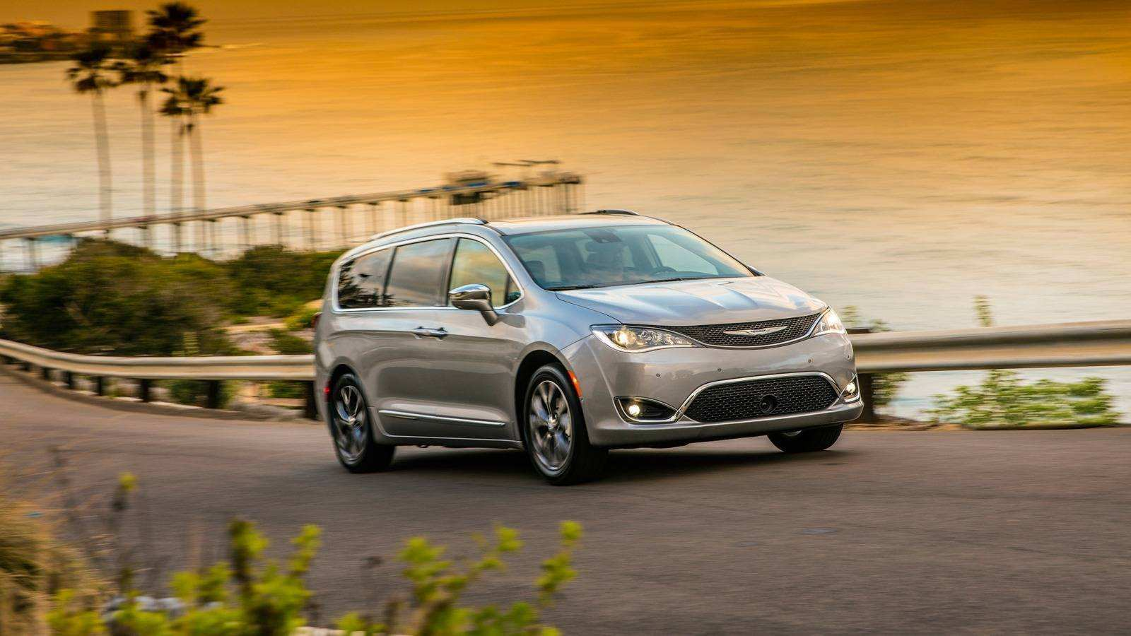 29 The Best 2019 Chrysler Pacifica Review Pictures