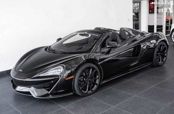 29 The Best 2019 Mclaren 570S Spider Exterior