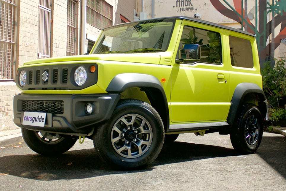 29 The Best 2019 Suzuki Jimny New Model And Performance