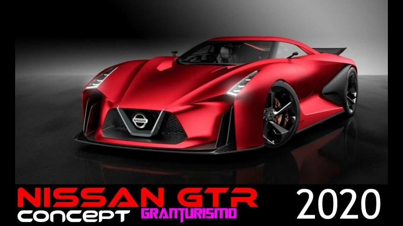 29 The Best 2020 Concept Nissan Gtr New Concept
