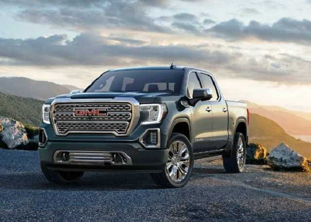 29 The Best 2020 Gmc 2500 Release Date First Drive