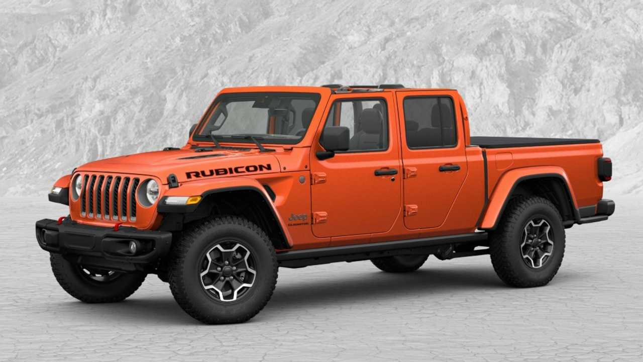 29 The Best Jeep Gladiator 2020 Price Wallpaper