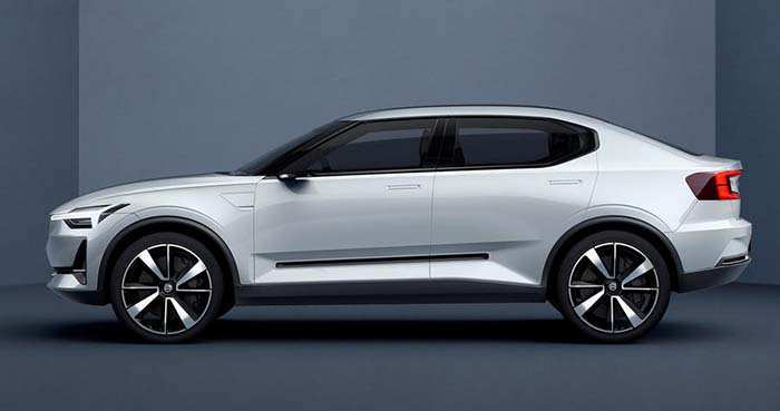 29 The Volvo 2019 Coches Electricos Release Date And Concept