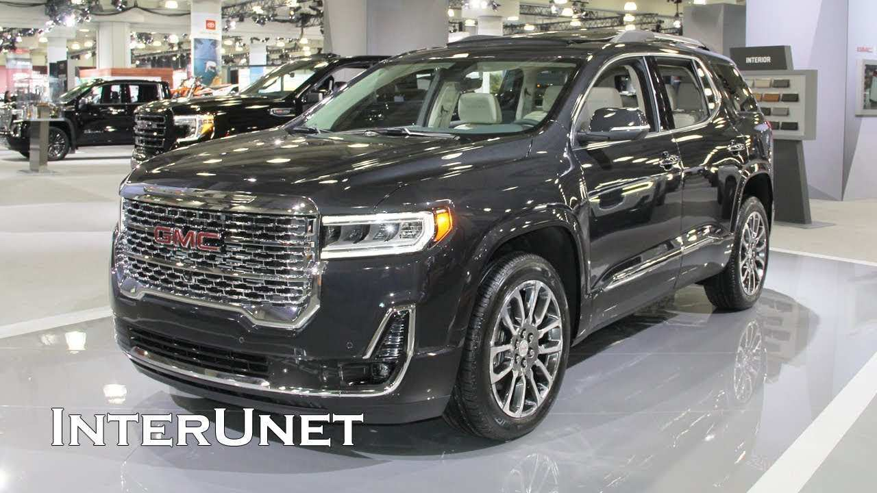 30 A 2020 Gmc Acadia Denali Wallpaper
