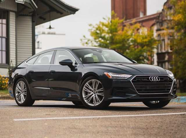 30 A New 2019 Audi A7 Engine