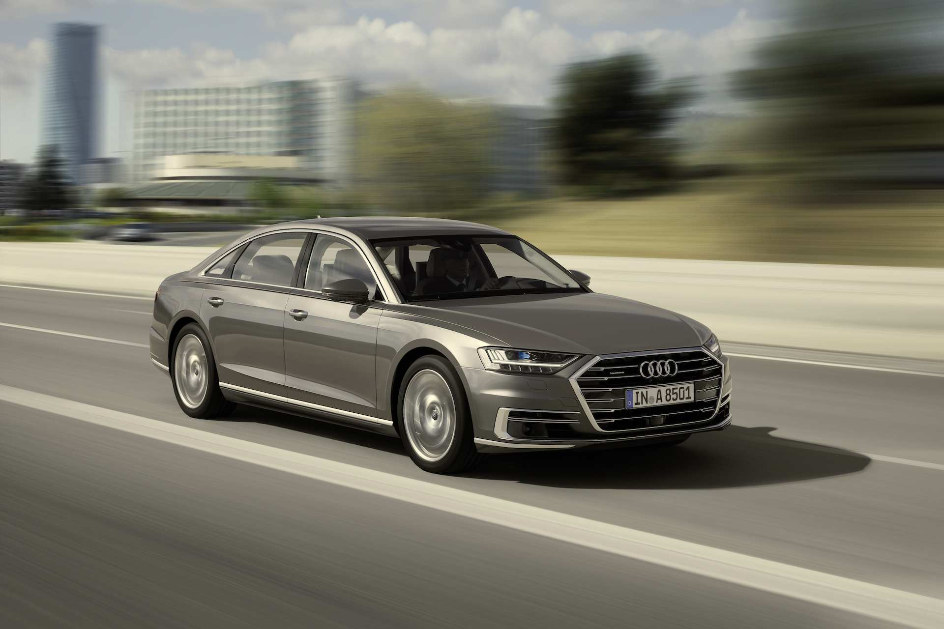 30 All New 2019 Audi A8 Features Redesign And Concept