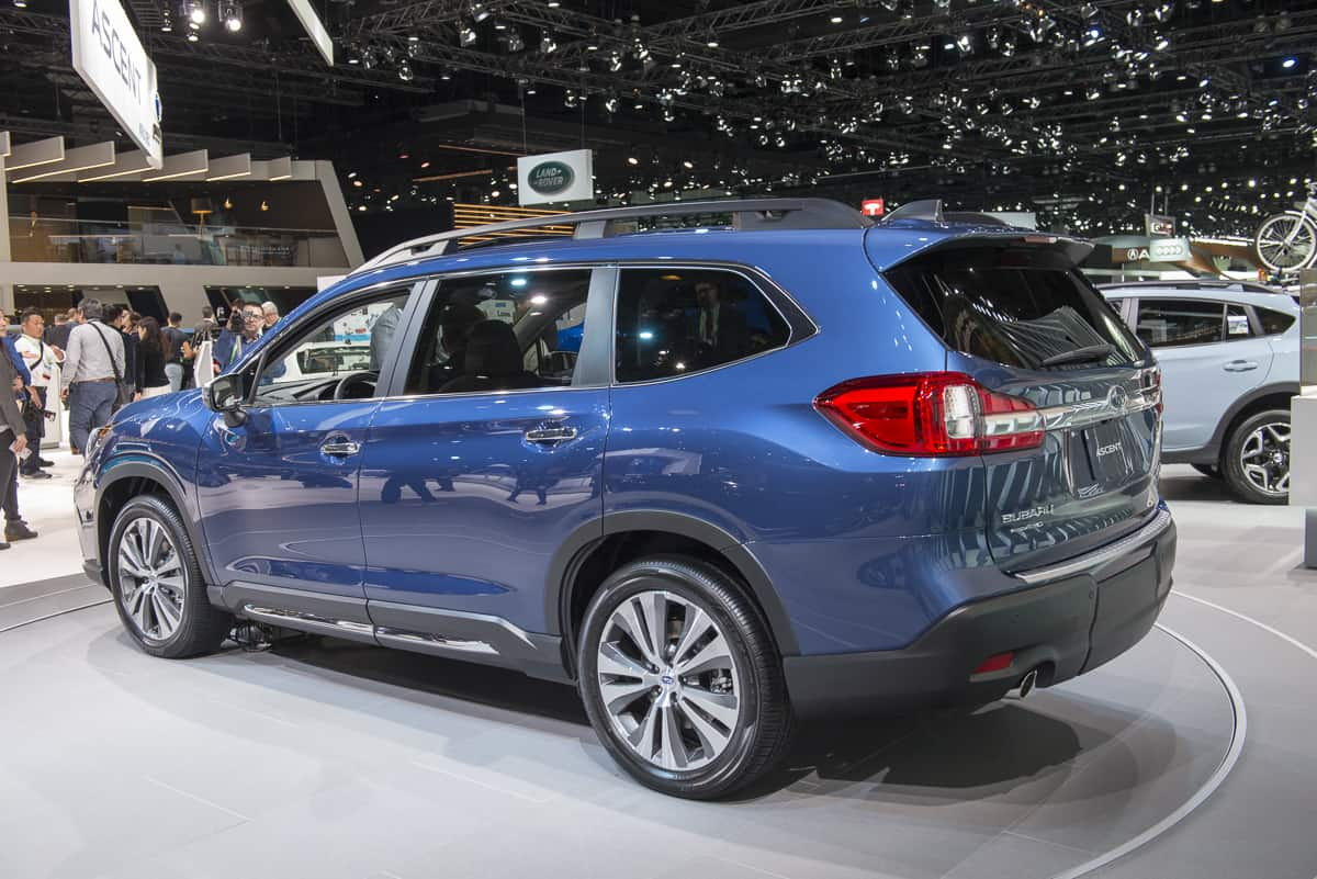 30 All New 2019 Subaru Ascent Release Date Picture