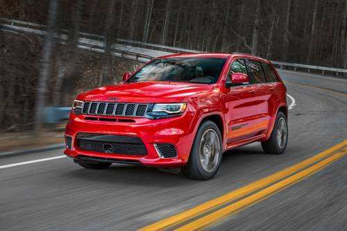 30 All New 2020 Jeep Trackhawk New Review