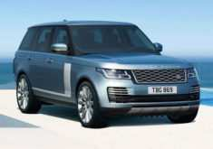 2019 Land Rover Price