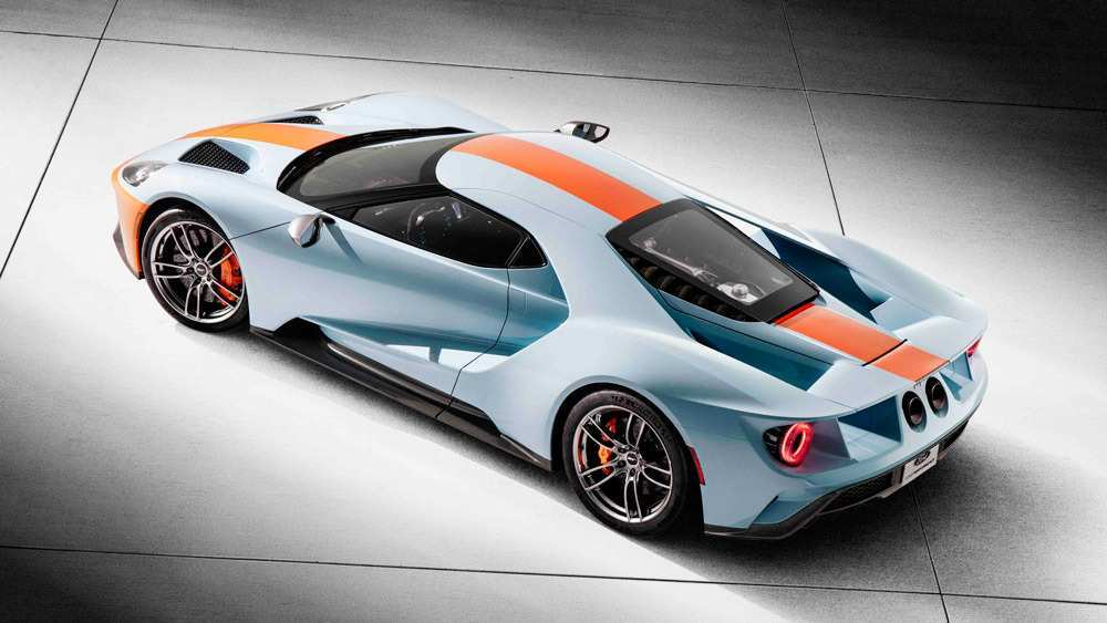30 New 2019 Ford Gt Supercar Interior