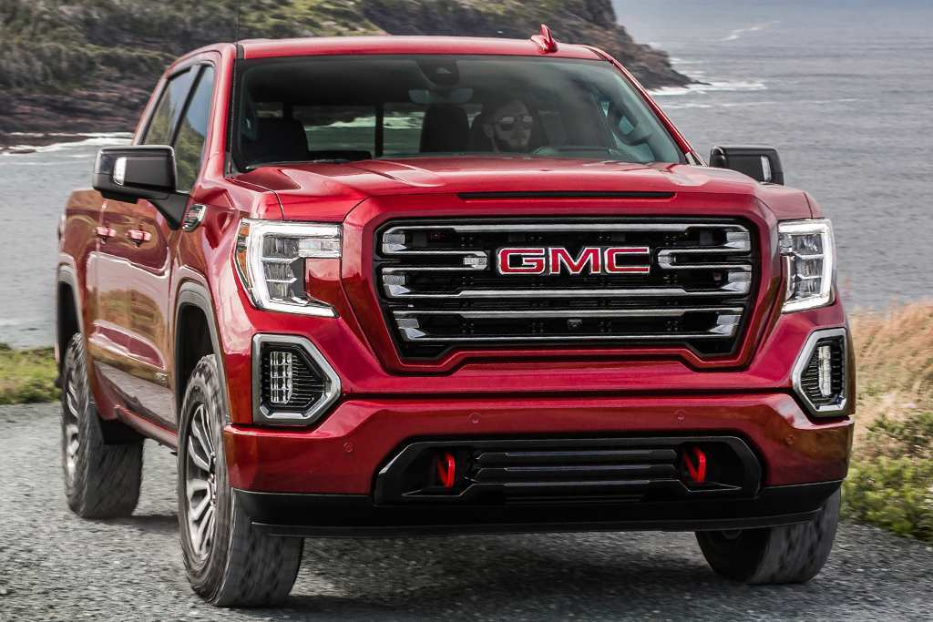30 The 2019 Gmc Sierra Images Exterior And Interior
