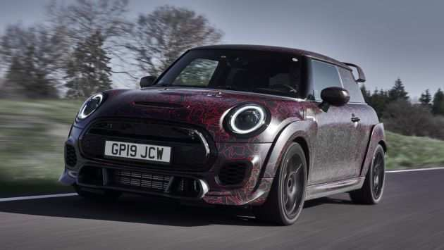 30 The 2019 Mini John Cooper Works Rumors