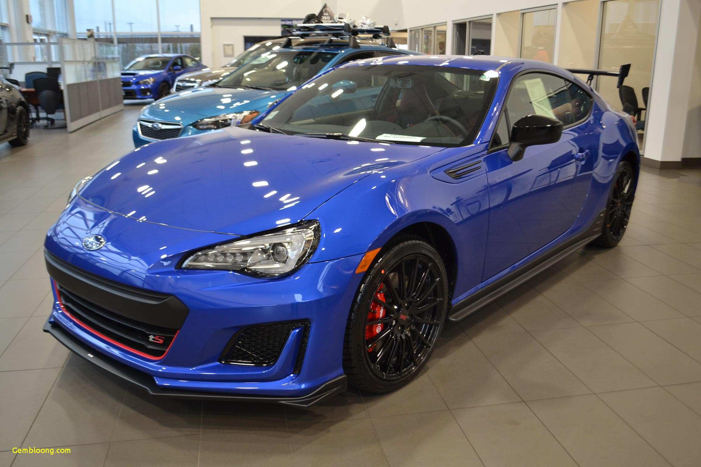 30 The 2019 Subaru Brz Sti Review