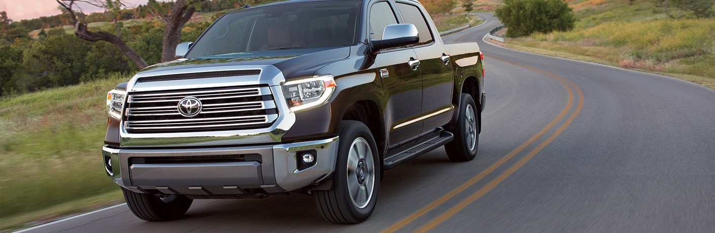 30 The 2019 Toyota Tundra Truck Picture