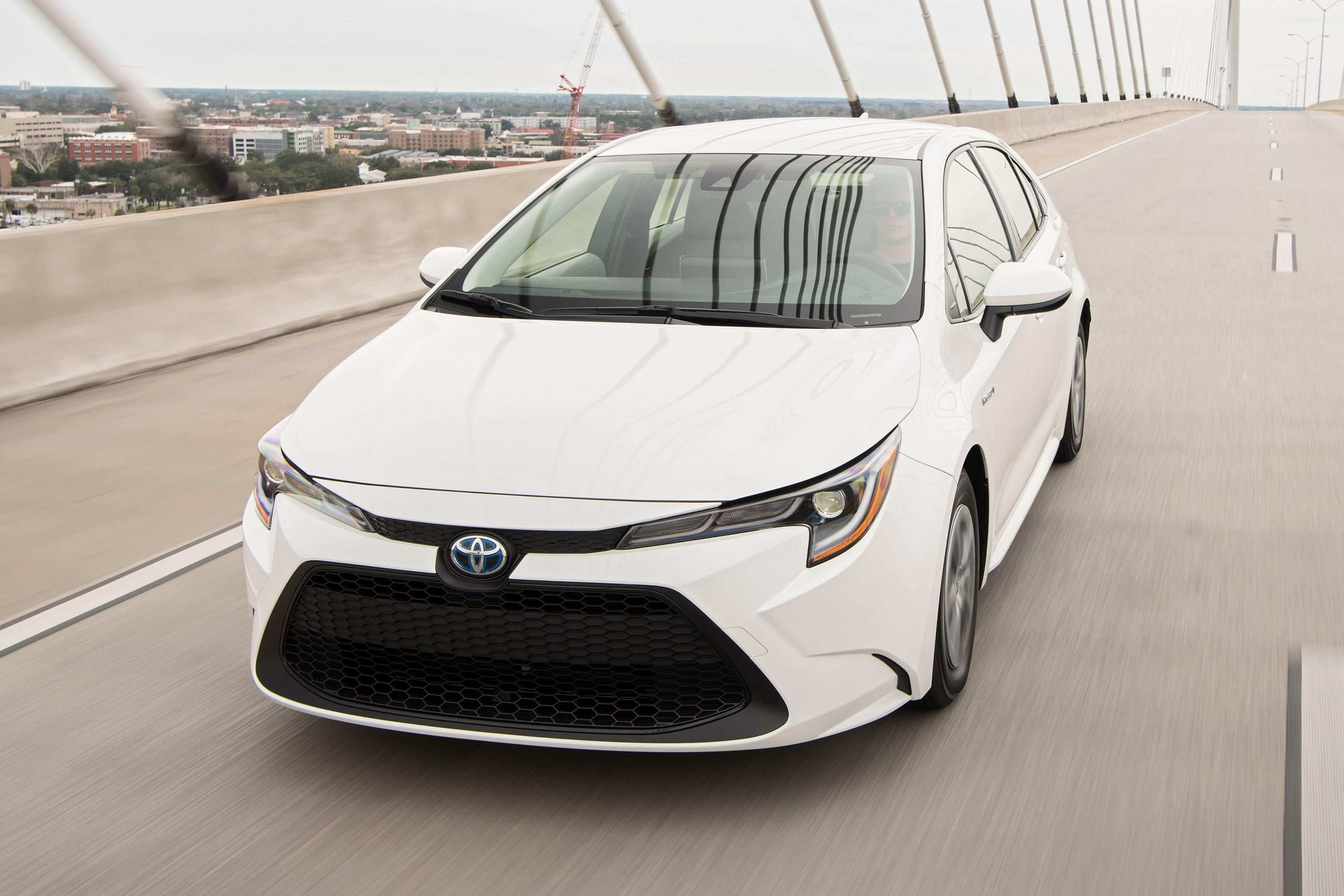 30 The 2020 Toyota Electric Car Exterior And Interior