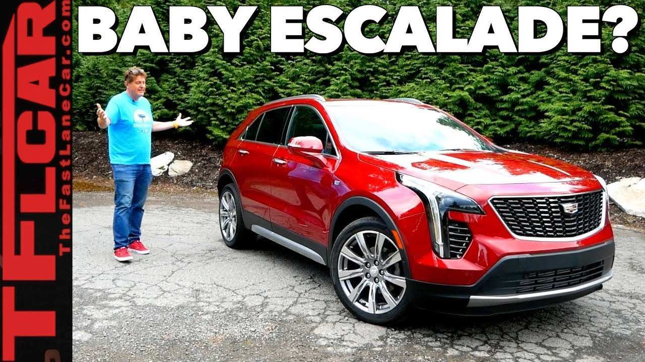 30 The Best 2019 Cadillac St4 Release Date And Concept