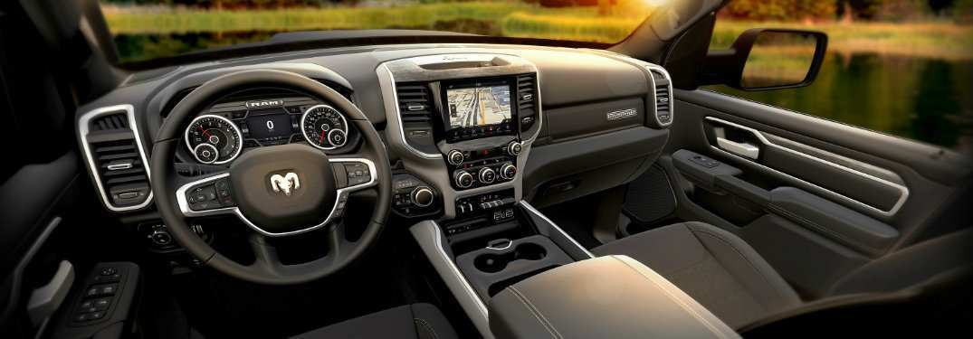 31 A 2019 Dodge Touch Screen Concept