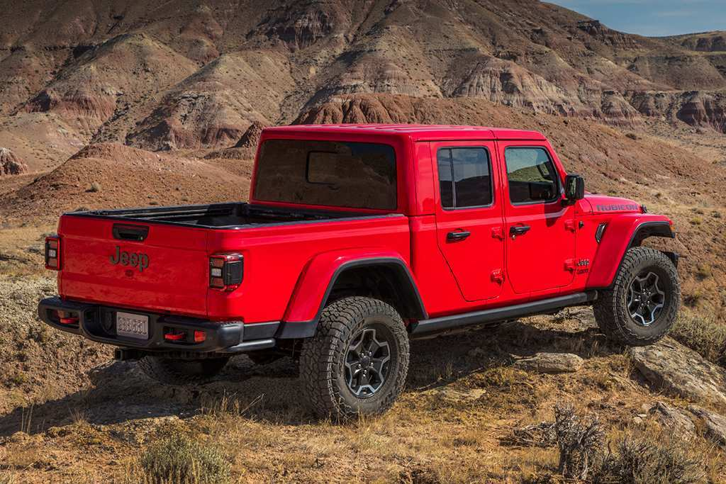 31 A 2019 Jeep Gladiator Price Images