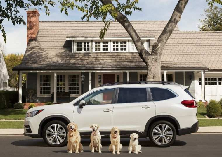 31 A 2019 Subaru Ascent Release Date Price Design And Review