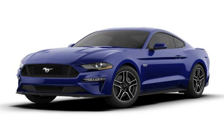 31 A 2020 Ford Mustang Gt Performance