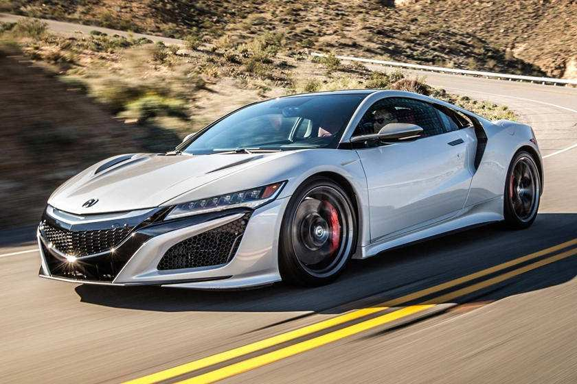 31 All New 2019 Acura Nsx Horsepower Specs And Review