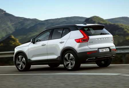 31 All New Volvo 2019 Coches Electricos New Concept
